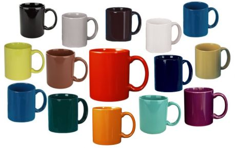 More information about product C Handle Ceramic Mug 11oz